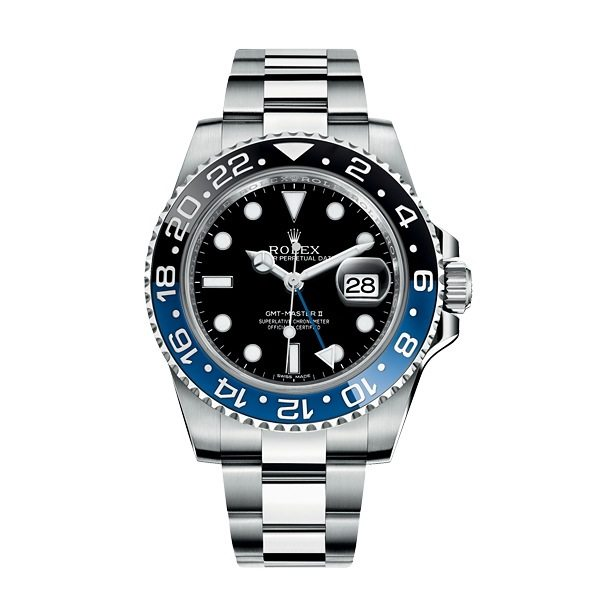 Rolex-GMT-II-Blue-Black