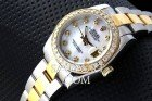 Rolex Datejust Steel Yellow Gold 17917