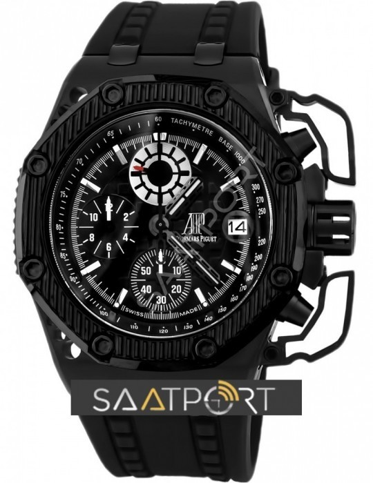 Audermars p guet survivor chronograph eta saat for Royal oak offshore survivor