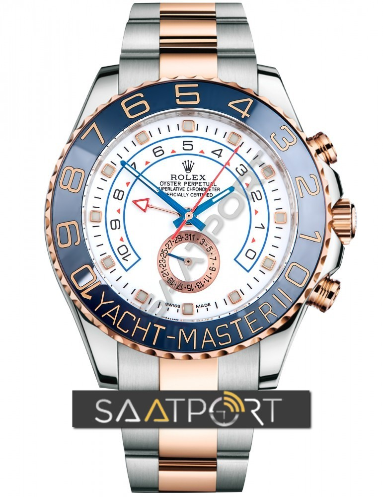 ROLEX Yacht-Master 2 ROSE GOLD 116681