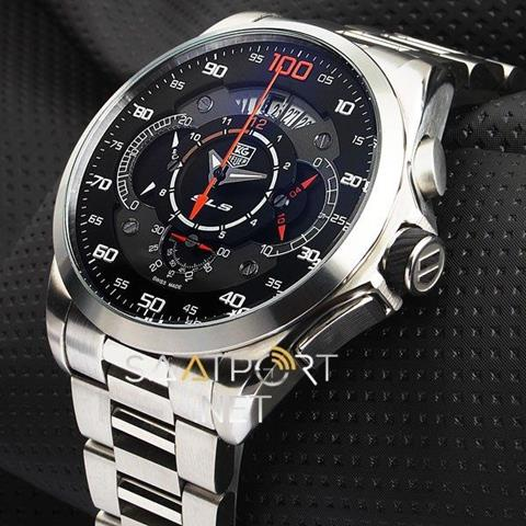 Tag heuer mercedes benz sls elik kordon for Tag heuer mercedes benz sls amazon