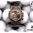 Hublot ferrari tourbillion gri