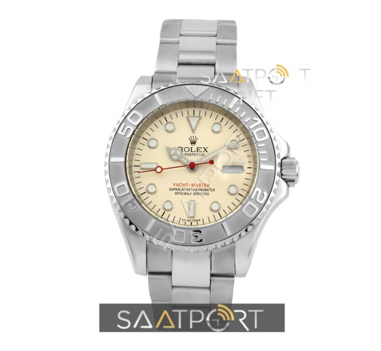 Rolex Yachtmaster Grey Dial