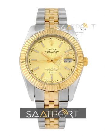Rolex Day JUST Gold Dial