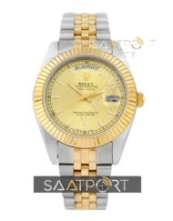 Rolex day date gold dial