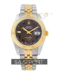 Rolex datejust II 41mm Wimbledon
