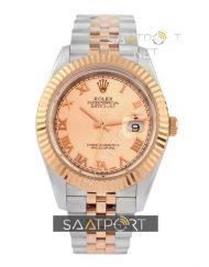Rolex Datejust Rose Bayan Saati