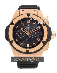 Hublot saat gold king power