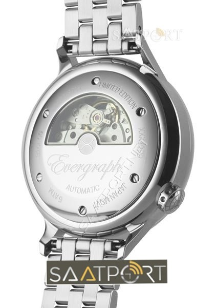 Xeric Evergraph Automatic SS Limited Edition Silver
