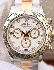 Rolex Daytona Cosmograph 116523 White Diamond