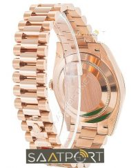 Rrolex-day-date-40-rose-gold-chocolate-roman-40mm-228235 eta saat replika
