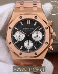 Audemars Piguet Replika Rose Eta Saat