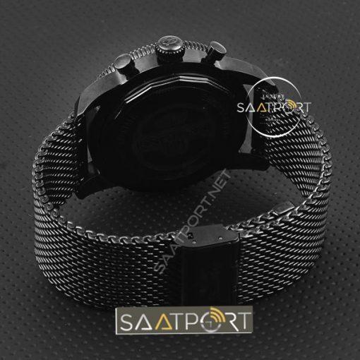Breitling Hasır Kordonlu Saat