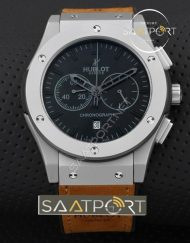 Hublot king power Silikon Kordon replika saat