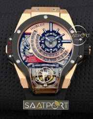 Hublot mp-09 tourbillon Gold Kasa replika saat