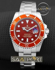 Replika Rolex Submariner Red New 2017 Kırmızı Kadran