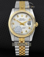 Rolex Lady Datejust 31 Jübile Kordon Saatleri