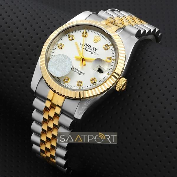 Rolex Lady Datejust 31 Jubile Kordon Saatleri Replika