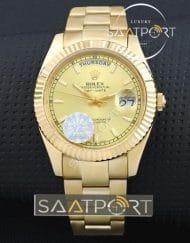 Rolex Day Date Gold Fiyat Otomarik replika