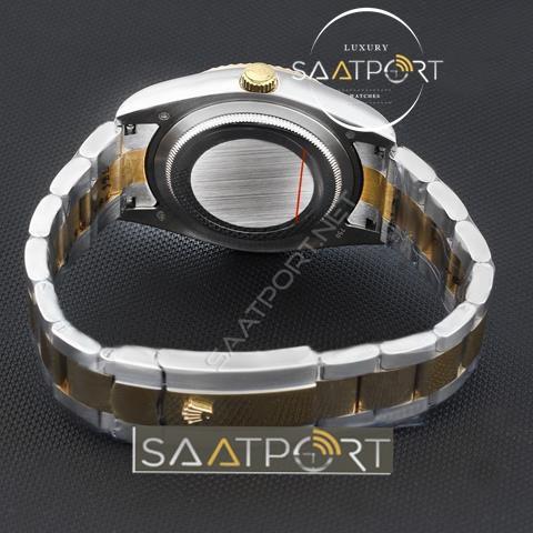 Rolex Sky Dweller Gold Kasa Otomatik replika saat