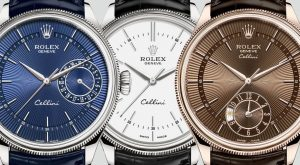 Rolex cellini 39 dual time replika