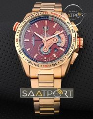 Tag Heuer Grand Carrera Brown calibre 36