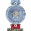 Versace Red blue palazzo empire watch