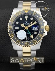 replika Rolex Gmt Master II Two Tone Otomatik