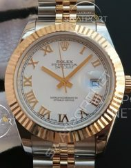 Replika Rolex Datejust Roma Rakamlı 36mm