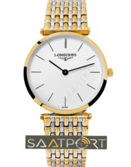 Longines Grand Classic Slim line Gold Çelik Kordon