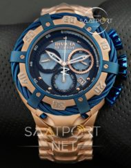 İnvicta Reserve Bolt Chronograph Rose çelik kordon