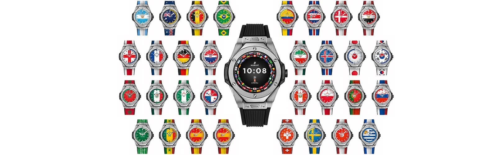 Hublot Big Bang Referee 2018 FIFA World Cup Russia Replica Price