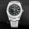 Rolex Day Date Silver İndex modeli