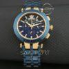 Versace Erkek Saat Modelleri mavi kasa