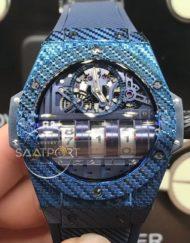 Hublot MP-11 Big Bang Mp11 Mavi Kasa Otomatik saatler