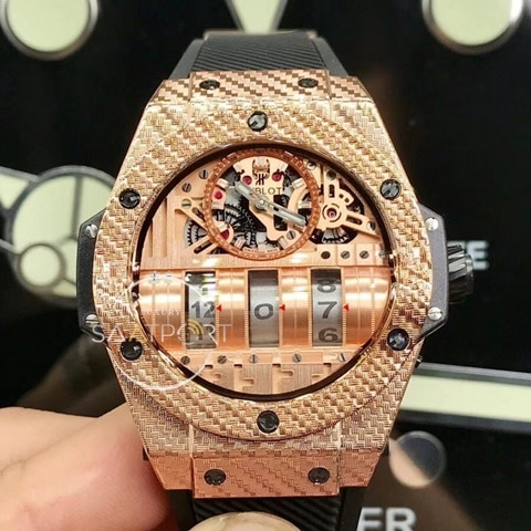 Hublot MP-11 Big Bang Mp11 gold Kasa Otomatik saat
