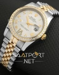 Rolex Datejust 116243 36mm Steel Yellow Gold