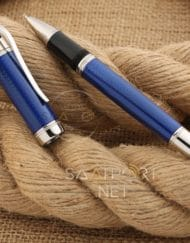 Montblanc Writers Limited Edition Jules Verne Fountain Pen