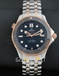 Omega Seamaster Co-Axial Diver 300M Two Tone