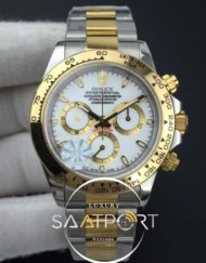 Daytona 116503 JF Best Edition White Dial on Bracelet V2