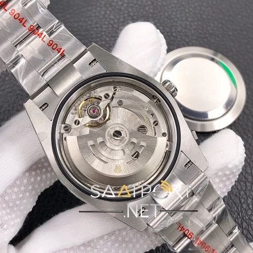 Rolex Oyster Perpetual Oyster 41 mm Oystersteel M124300-0005