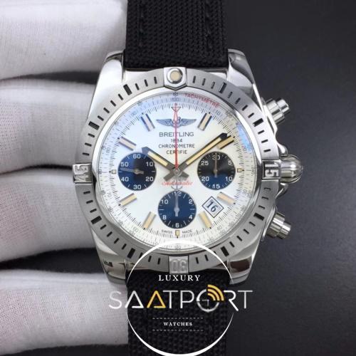 Breitling Chronomat 44 Airborne 30 Anniversary Best Edition White