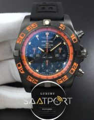 Eta saat breitling Chronomat 44mm Blacksteel Orange GF 11 Best Edition