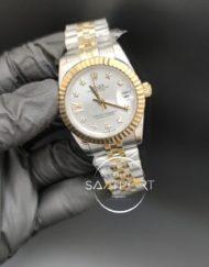 Rolex Datejust Taşlı Kadran Jubile Kordon Otomatik Mekanizma