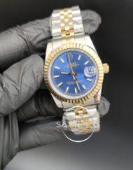 Rolex Datejust Mavi Kadran Jubile Kordon Otomatik Mekanizma