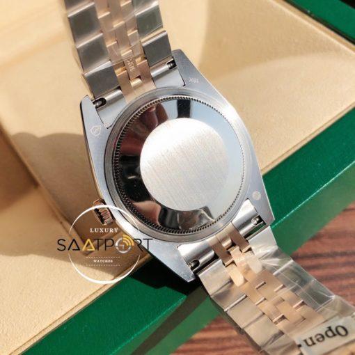 Rolex Datejust 116200 Özel Seri Taşlı Kadran Jubile Kordon Super Clone ETA